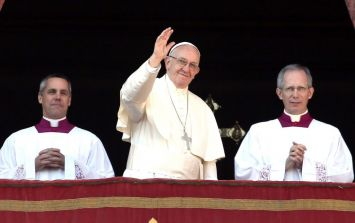 The full itinerary for Pope Francis' visit has been revealed