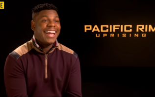 John Boyega talks about following in the footsteps of Idris Elba in Pacific Rim Uprising