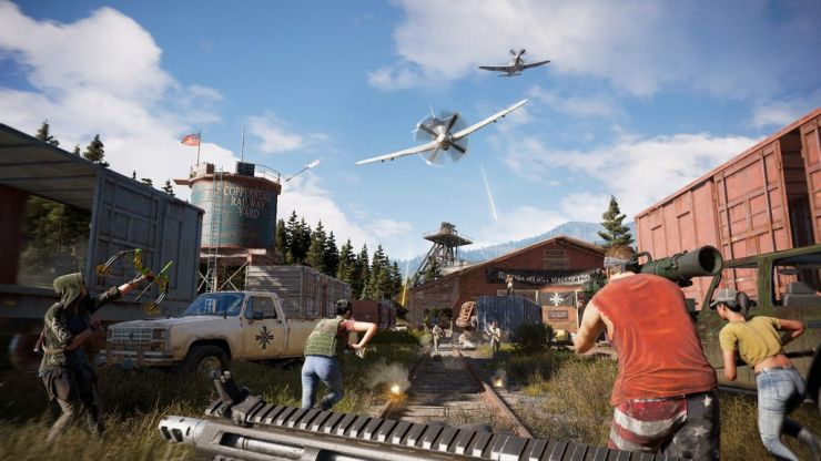 PREVIEW: Far Cry 5 keeps it country as the game heads to Midwest America