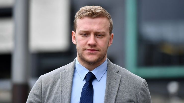 """It was never my intention to cause any upset to anyone on that night"" - Stuart Olding releases statement following trial verdict"