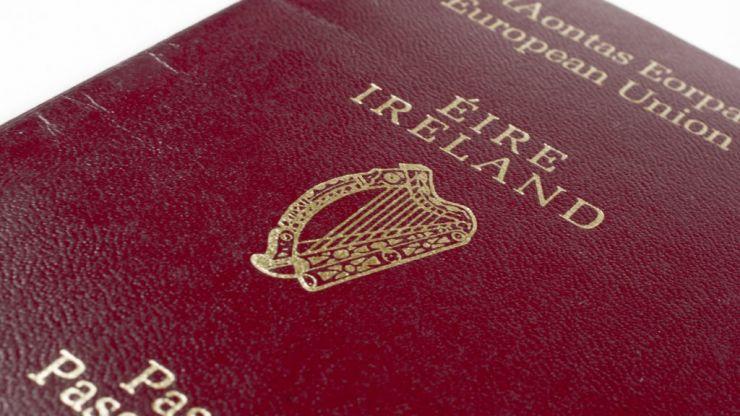 Nearly a million Irish passports issued in 2019