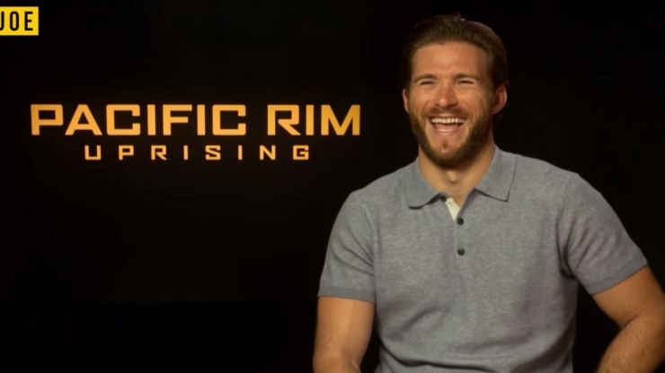 Scott Eastwood talks about being a part of a modern, Top Gun-esque bromance