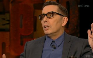 Christy Dignam calls for the decriminalisation of drugs in Ireland
