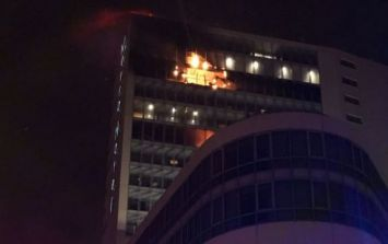 "Metro Hotel in Ballymun ""will remain closed for some time"" following Wednesday night's fire"