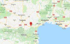 Policeman shot and hostages taken at supermarket in France