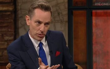 Here's who's on the Good Friday edition of the Late Late Show tonight