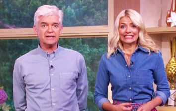 Viewers couldn't believe that Phillip Schofield dropped the C-bomb on television