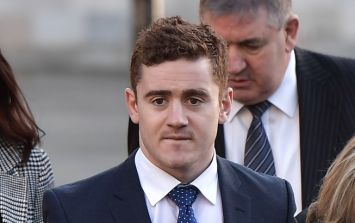 Paddy Jackson plans to sue Labour senator over Belfast trial tweet