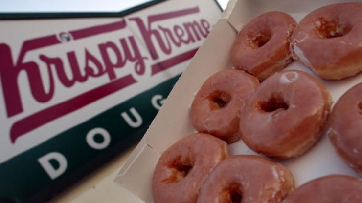 Krispy Kreme Dublin are hiring and there are some excellent job perks