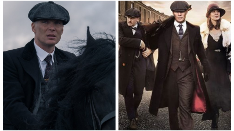 PIC: Here's your very first look at Season 5 of Peaky Blinders