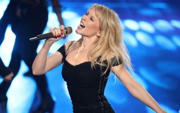 Kylie Minogue has cancelled tonight and tomorrow's gigs in Dublin and Belfast
