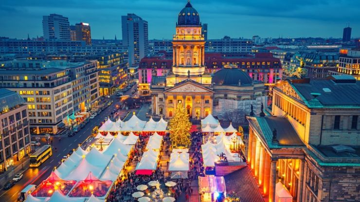 The best Christmas markets in the world for 2019 have been named