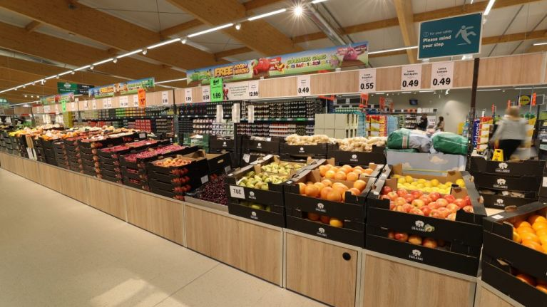 Lidl announce that they will remove plastic from fruit and veg range, saving over 65 tonnes of plastic waste per year