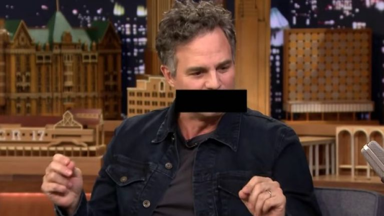 WATCH: Fans may have decoded Mark Ruffalo's bleeped out Avengers 4 title
