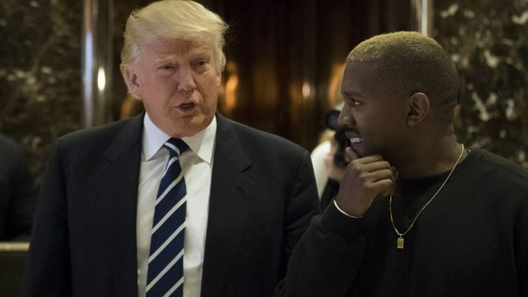 Kanye West reported to have official meeting with Donald Trump in the White House this week