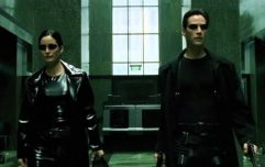 The Matrix lobby shoot-out with only sound effects and the music removed is brilliant viewing