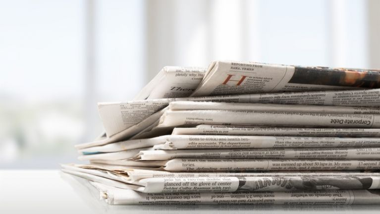 Kerry newspaper apologises for printing extremely racist joke