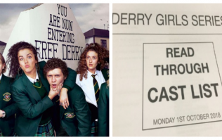 OFFICIAL: Season 2 of Derry Girls is now in production