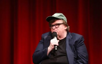 Michael Moore takes aim at Donald Trump in the trailer for Fahrenheit 11/9