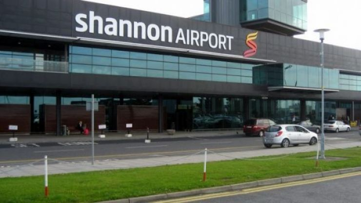 Flight forced to perform emergency landing in Shannon Airport because pilot spilled coffee in the cockpit