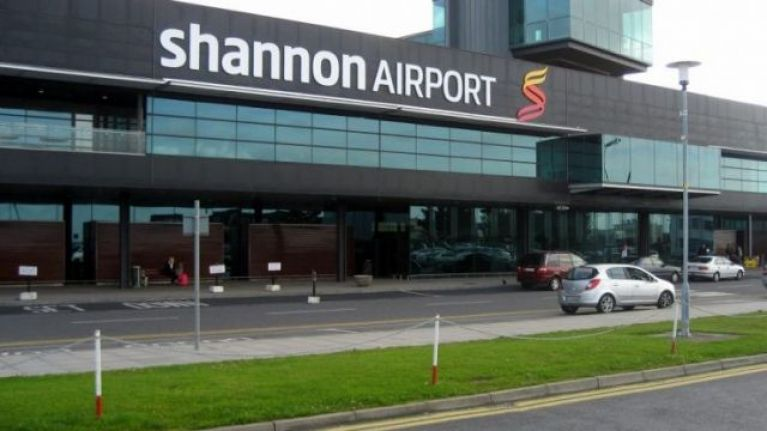 "All flights suspended at Shannon Airport due to ""incident"""
