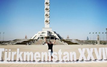 EXTREME TRAVEL GUIDE: Hermitage Green's Dan Murphy heads to Turkmenistan (Part Two)