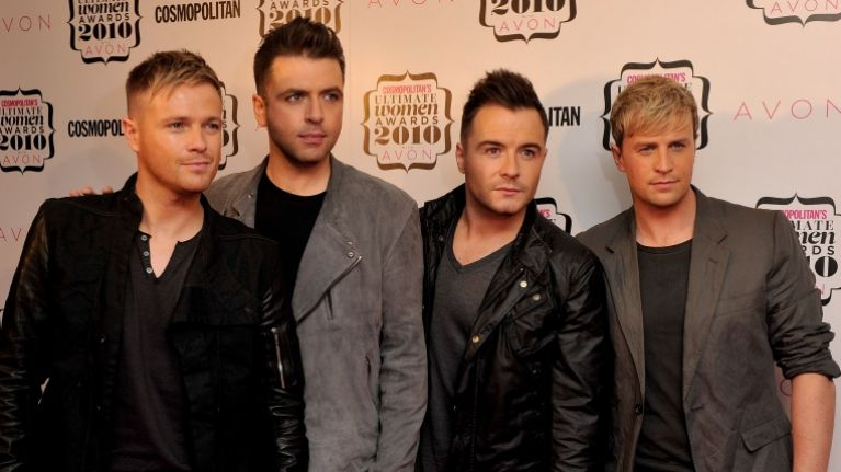 CONFIRMED: Westlife are officially getting back together and going on tour