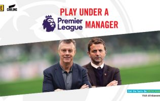 COMPETITION: Have your football team play under a Premier League manager