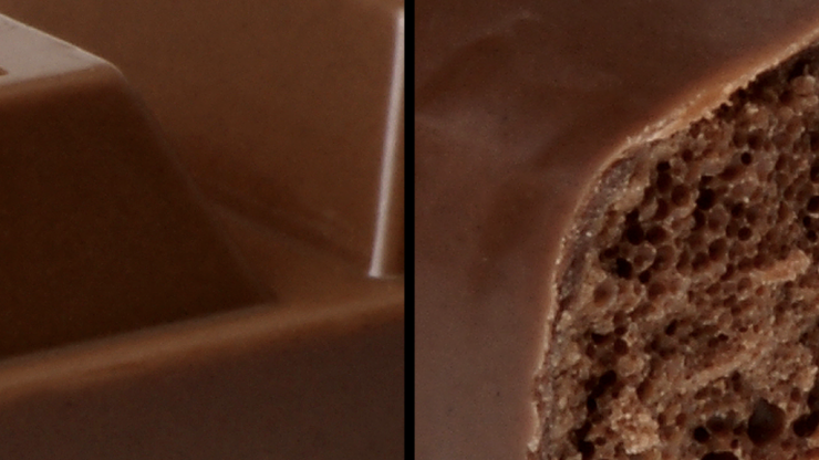QUIZ: Can you guess the chocolate bar we've zoomed in on?
