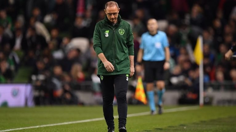The Football Spin featuring Martin O'Neill finding positives as Ireland bounce back with another defeat to Wales