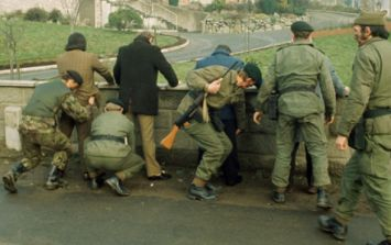 There's an incredible documentary on The Troubles on TV tonight; here's the trailer