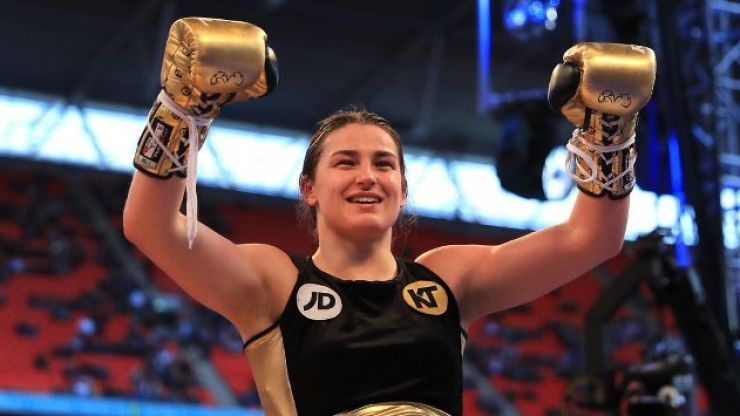 Brilliant new Katie Taylor mural unveiled at Dublin bar