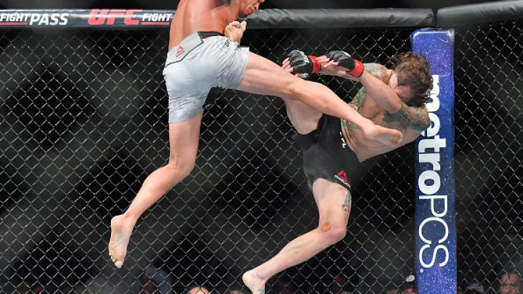 Michael Chiesa claims his family has been targeted by Conor McGregor fans over bus attack lawsuit