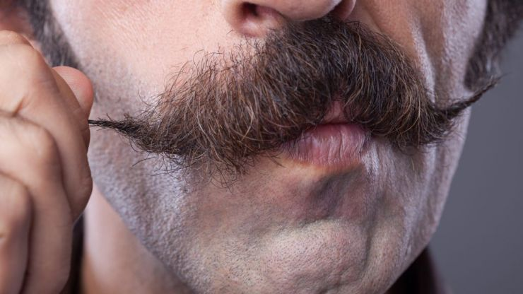 Over 100,000 men have supported Movember in the last 10 years