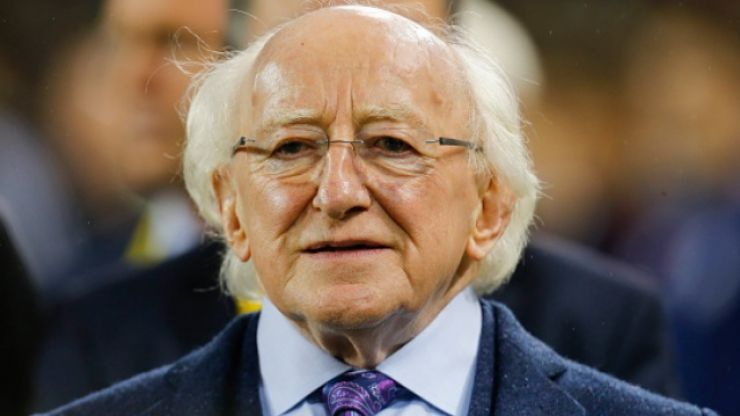 Michael D. Higgins pays tribute to those who died in Sri Lanka explosions