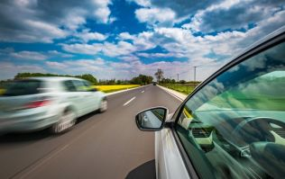 Over 300 drivers caught speeding on National Slow Down Day