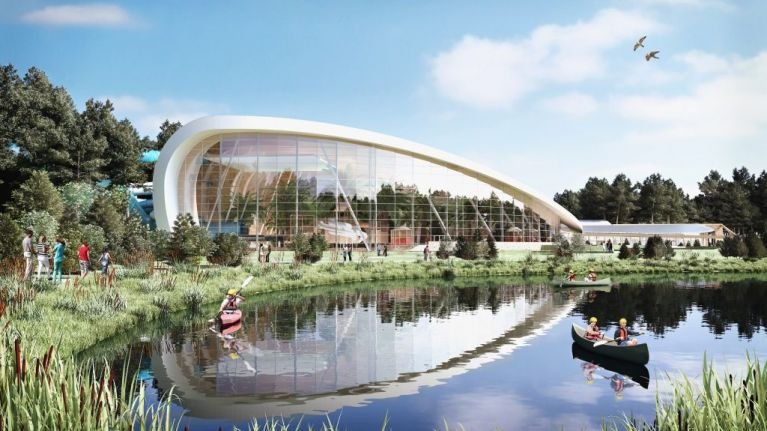 Recruitment drive begins this week for the 1,000 jobs in Longford's new 'forest resort'