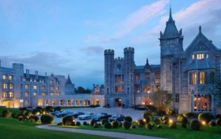 The top ten hotels in Ireland have been revealed