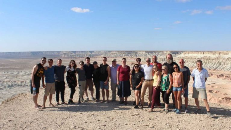 EXTREME TRAVEL GUIDE: Hermitage Green's Dan Murphy heads to Turkmenistan (Part Three)