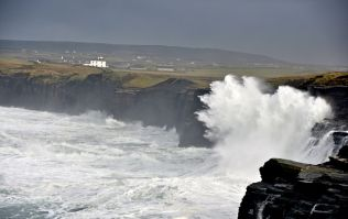 """Met Éireann upgrade weather warning due to """"possibly violent storm 11 winds"""" off Irish coasts"""