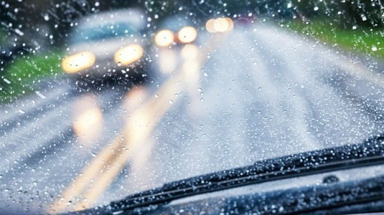 Nationwide road safety warning issued ahead of Storm Callum