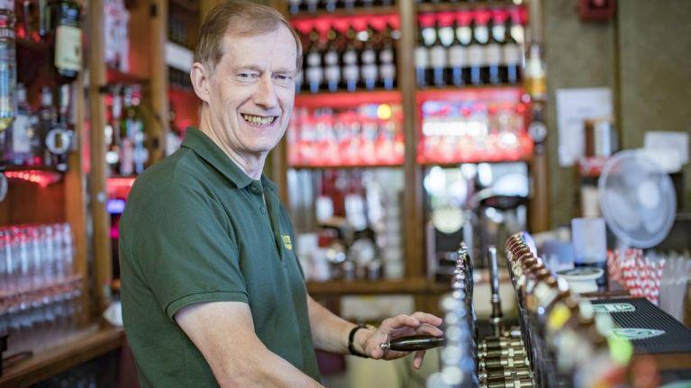 Slattery's veteran barman wins Global Bar Person of the Year awards