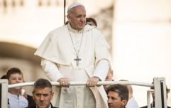 Pope Francis agrees to change the 'Our Father' prayer
