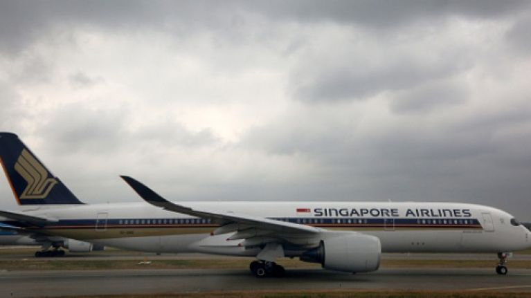The world's longest non-stop flight takes off today
