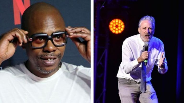No phones allowed at Dave Chappelle and Jon Stewart's Dublin show next week