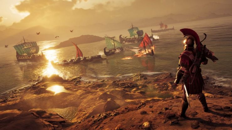 Assassin's Creed Odyssey is the best game in the series for people who don't really like Assassin's Creed