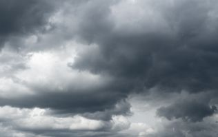 A status orange weather warning has been issued by Met Éireann for two counties