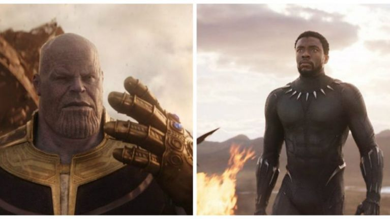 Disney have chosen between Black Panther and Infinity War for their Oscars consideration