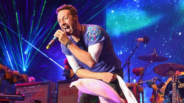 WATCH: Coldplay to release career-spanning movie next month