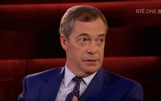 Nigel Farage compares UK's Brexit vote to Ireland's fight for independence